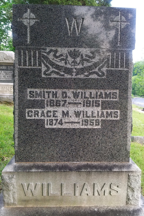 Smith D  Williams - Grace M  Holden