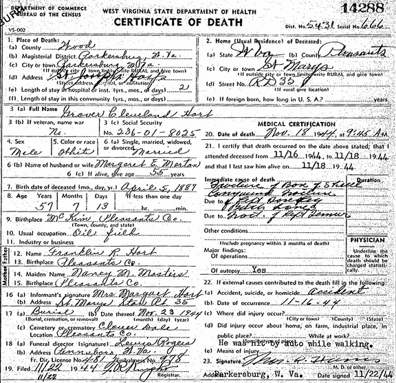 How to get birth certificate in cleveland ohio